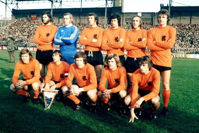 Сборная Нидерландов 1974 года