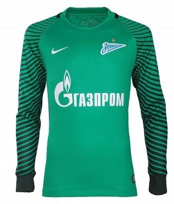 98f0ba959226 Детская форма голкипера футбольного клуба Зенит Юрий Лодыгин 2016 2017 ( комплект  футболка +